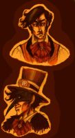 Fable 3: Reaver Doodles by ninja-emo