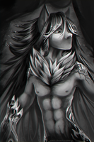 Mephiles by chillisart