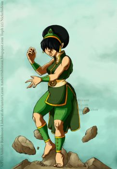 Mature Toph by Lislocat