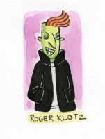 Villain 24 Roger Klotz by TRAVALE