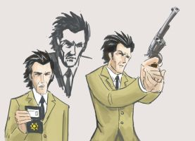 Dirty Harry by Chevic