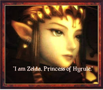 I am Zelda, Princess of Hyrule. (Zelda background) by PrincessZelda2