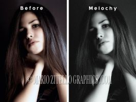 Melochy Action Photoshop by MarioZitelloGraphics