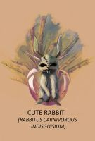 Cute Rabbit by HowlSeage