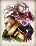 LOL - Swain  Varus by qazx0809