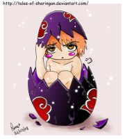 Sasori Egg by Tales-of-sharingan