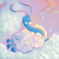Altaria by PandemoniumButterfly