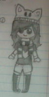 Old.. Crappy..Drawing by xOAVRILOx