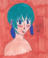 Bulma In Short Hair by Rhythm-Wily