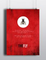 The Fly Poster by Sith4Brains