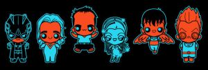 chibi authority by marisolivier