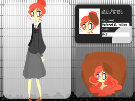 Jail School App by The-Pink-Green-Chibi