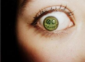 Fun Ghoul contacts. by The-MCR-Fan-Club