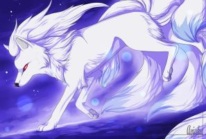 .:Silvertail:. by Aviaku