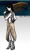 Costumes Ships Moya by jameson9101322