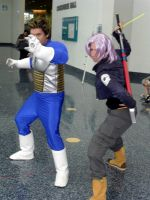 AX10 - Vegeta and Trunks by Rider4Z