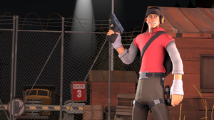 My Scout Loadout by Hellhounds04