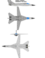 General Dynamics EF-111A by bagera3005