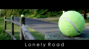 Lonely Road by leavened