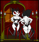 The Black Widow by Sageroot
