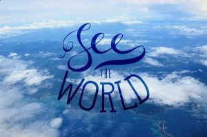 See The World by juliecajayon
