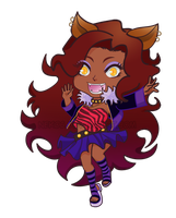 Monster High: Clawdeen Wolf by Neko6