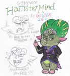 Gilsterverse: Hamstermind by gilster262