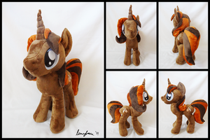 Cinnamon Fritter by LumenGlace