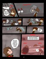 Chibi Dead Space Chapter 1 P9 by SheriffGraham