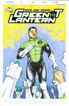 Green T Lantern by artildawn