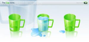 The cup icons by aaaalex