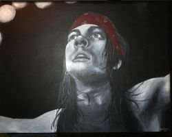 Axl rose by ccdrums30