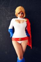 Power Girl  - Bishoujo by dashcosplay