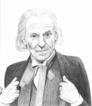 1st Doctor by ThePeculiarMissE