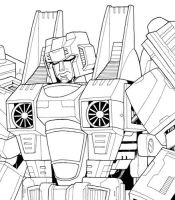 BotCon 2007 Thundercracker by MSipher