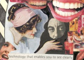 Technology to See Clearly by melanierogers