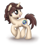 OC Deuterium: A Casual Canter by Chasm03