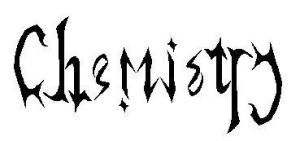 Ambigram : Chemistry by MuIeN