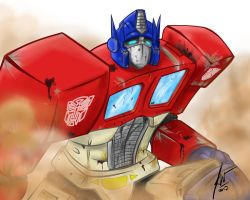 Back, and feeling Prime. by Tralius