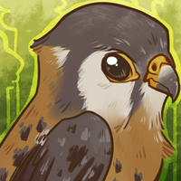 Kestrel Icon by CloverCoin