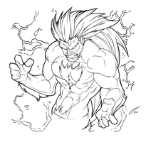 Blanka by Scribbletati