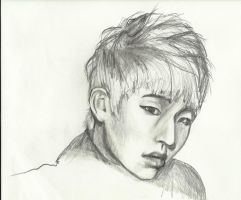 Zico of Block B by topistops