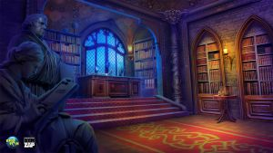 Reading Room by CiCiY