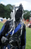 Drow priestress by little-lynx