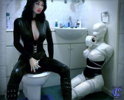 Toilet Slave by CarnalConcepts