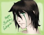 Happy Birthday Ulquiorra~ by soachin