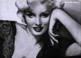 Marilyn Monroe by VeraPoisk