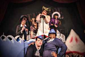 Twisted Theatre: Titanic A Musical Parody by aheathphoto
