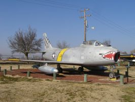 F-86 Sabre by Jetster1