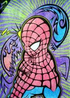 Spiderman - Spider Sense : We Come One  Mix by SpaceCowboy-D